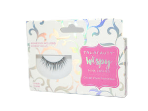 Tru Beauty Wispy Mink Lashes – 1 Pair