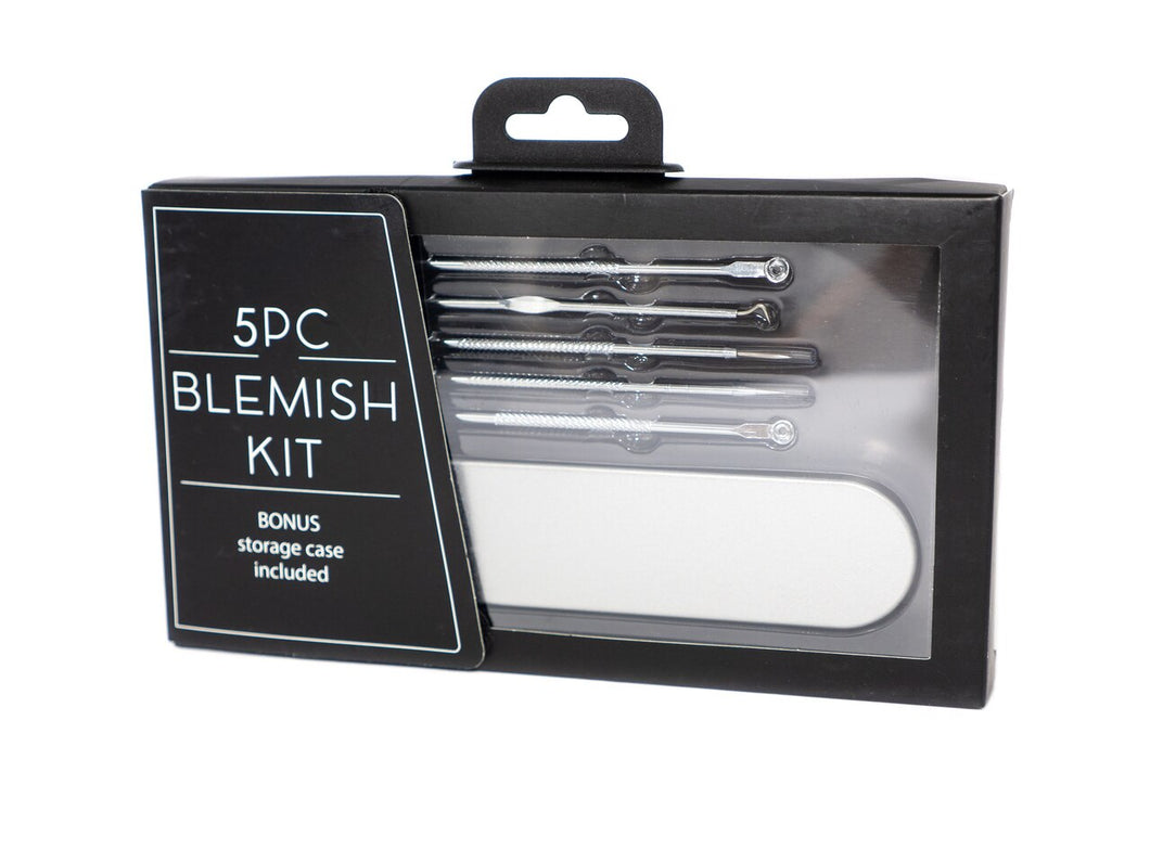 Revive Blemish Kit, Includes Storage Case, 5 Piece Set