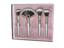 Load image into Gallery viewer, Tru Beauty 4pc Makeup Brush Collection