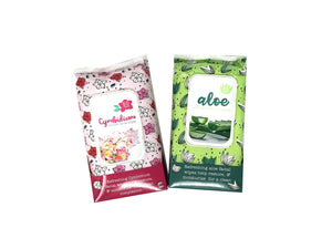 Beauty Botanicals Wipe Collection