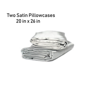 Revive Sweet Serenity 4pc Deluxe Sleep Set - Gray