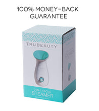 Load image into Gallery viewer, Tru Beauty 3-in-1 Facial Steamer, Humidifier, Towel Warmer