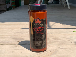 Original Maple Bar-B-Que Sauce