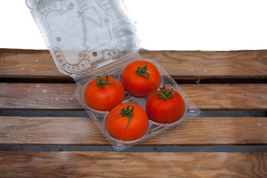 4 Pack of Tomatoes