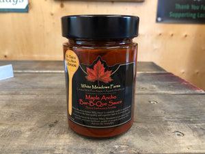 Maple Ancho Bar-B-Que Sauce