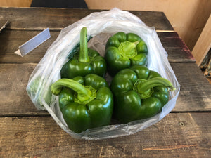 Imperfect Bell Peppers