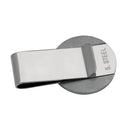 Half Dollar Coin Stainless Steel Money Clip, Silver Tone, Monogrammed, Choose The Year To Commemorate - The New Deal Shop ?id=17120871973027