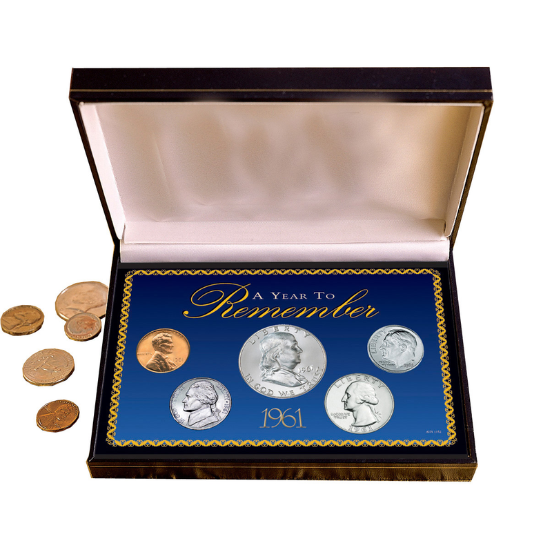 Coin Box American History Set (1965-present), Choose your year - The New Deal Shop