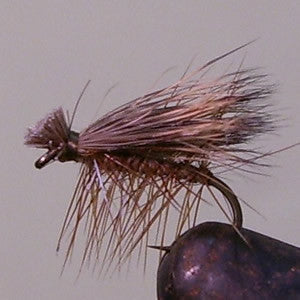 Elk Wing Caddis (brown)