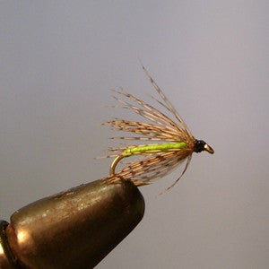 Soft Hackle (green)