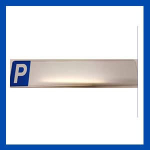 Plaque parking