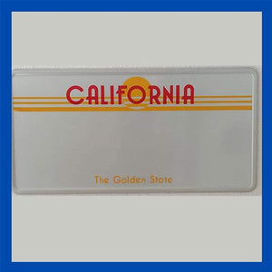 Plaque décorative - CALIFORNIE