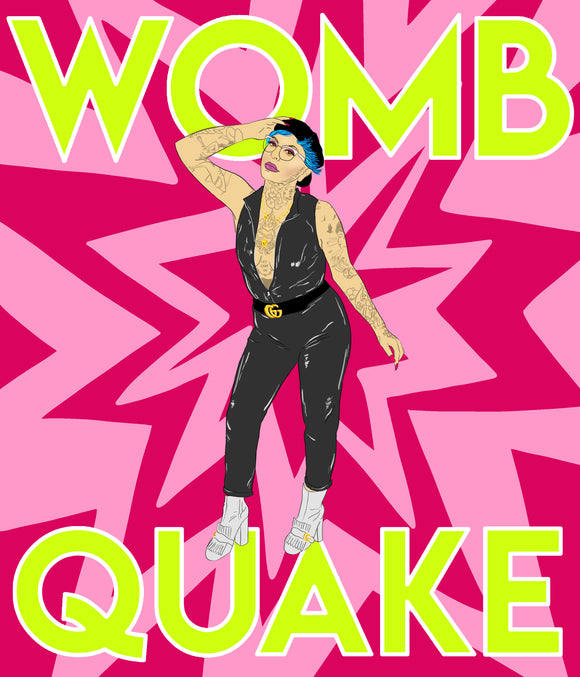WombQuake™ - The Online Experience