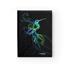 Load image into Gallery viewer, Hummingbird Spirit Journal - Ruled Line