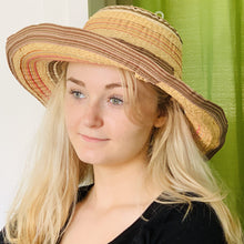 Load image into Gallery viewer, Bohemian  beach hat