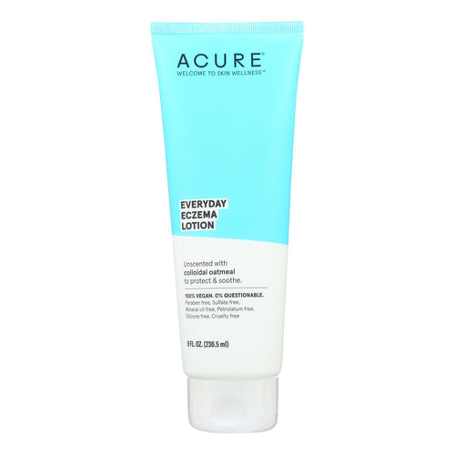 Acure - Lotion - Everyday Eczema - Unscented With Oatmeal - 8 Fl Oz. Acure Bath And Body - Peach Ruby
