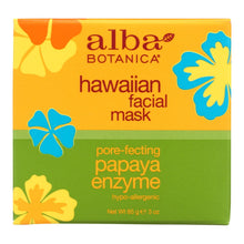 Load image into Gallery viewer, Alba Botanica - Hawaiian Papaya Enzyme Facial Mask - 3 Oz Alba Botanica Facial Care - Peach Ruby