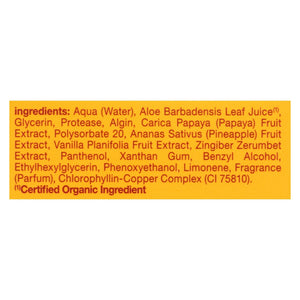 Alba Botanica - Hawaiian Papaya Enzyme Facial Mask - 3 Oz Alba Botanica Facial Care - Peach Ruby