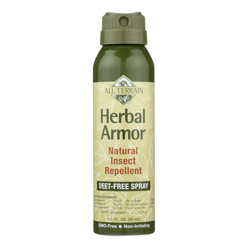 All Terrain - Herbal Armor Natural Insect Repellent - Continuous Spray - 3 Oz All Terrain Personal Care - Peach Ruby