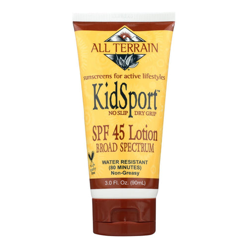 All Terrain - Kidsport - Spf 45 - 3 Oz All Terrain Baby And Children - Peach Ruby
