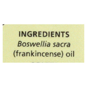Aura Cacia - Pure Essential Oil Frankincense - 0.5 Fl Oz Aura Cacia Botanicals And Herbs - Peach Ruby