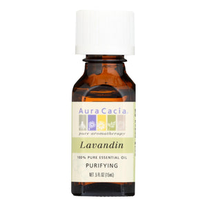 Aura Cacia - Pure Essential Oil Lavandin - 0.5 Fl Oz Aura Cacia Botanicals And Herbs - Peach Ruby