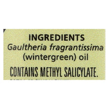 Load image into Gallery viewer, Aura Cacia - Pure Essential Oil Wintergreen - 0.5 Fl Oz Aura Cacia Botanicals And Herbs - Peach Ruby