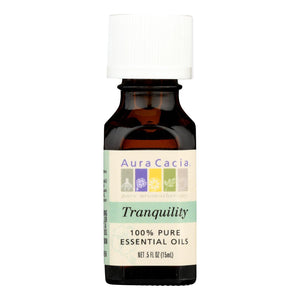 Aura Cacia - Pure Essential Oils Tranquility - 0.5 Fl Oz Aura Cacia Botanicals And Herbs - Peach Ruby