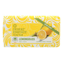Load image into Gallery viewer, Desert Essence - Bar Soap - Lemongrass - 5 Oz