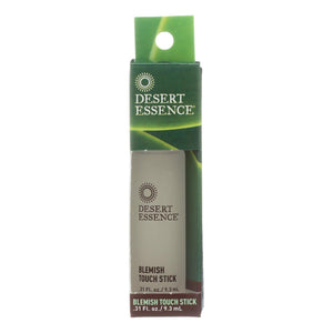 Desert Essence - Blemish Touch Stick - 0.31 Fl Oz - Case Of 6