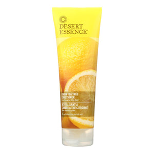 Desert Essence - Conditioner Lemon Tea Tree - 8 Fl Oz