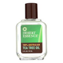 Load image into Gallery viewer, Desert Essence - Tea Tree Oil - 100 Percent Australian - 2 Oz