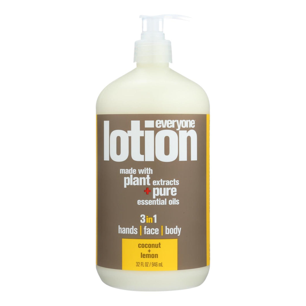 Eo Products - Everyone Lotion Coconut And Lemon - 32 Fl Oz