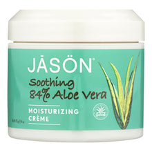 Load image into Gallery viewer, Jason Ultra-comforting Aloe Vera Moisturizing Creme - 4 Oz