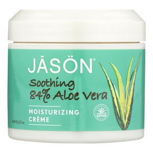 Jason Ultra-comforting Aloe Vera Moisturizing Creme - 4 Oz