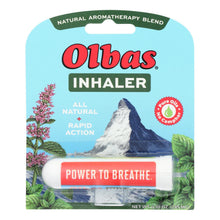 Load image into Gallery viewer, Olbas - Therapeutic Aromatherapy Inhaler - .01 Oz