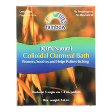 Load image into Gallery viewer, Rainbow Research Colloidal Oatmeal Bath - Pack Of 3 - 1.5 Oz