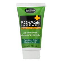 Load image into Gallery viewer, Shikai Products Dry Skin Therapy Lotion Display Case - Trial Size - Case Of 18 - 1 Oz
