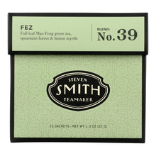 Load image into Gallery viewer, Smith Teamaker Green Tea - Fez - Case Of 6 - 15 Bags
