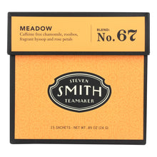 Load image into Gallery viewer, Smith Teamaker Herbal Tea - Meadow - 15 Bags