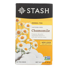 Load image into Gallery viewer, Stash Tea - Herbal - Chamomile - 20 Bags - Case Of 6