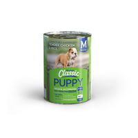 Montego Classic Puppy Chicken Wet Food 385g
