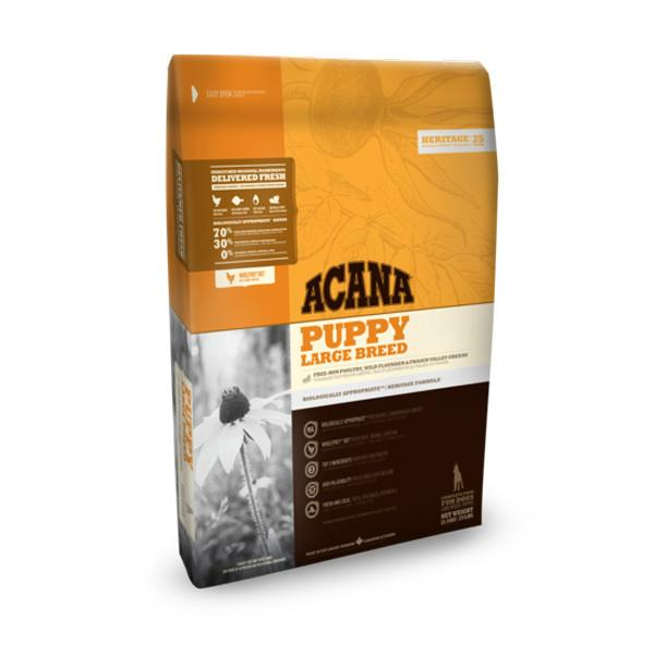 Acana Heritage Puppy Large Breed 11.4kg