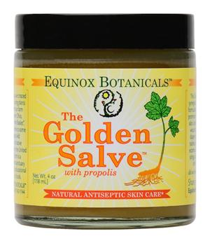 The Golden Salve (4 oz)