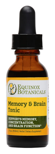 Memory and Brain Tonic 1 oz