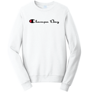 Champa Bay Crewneck Sweater