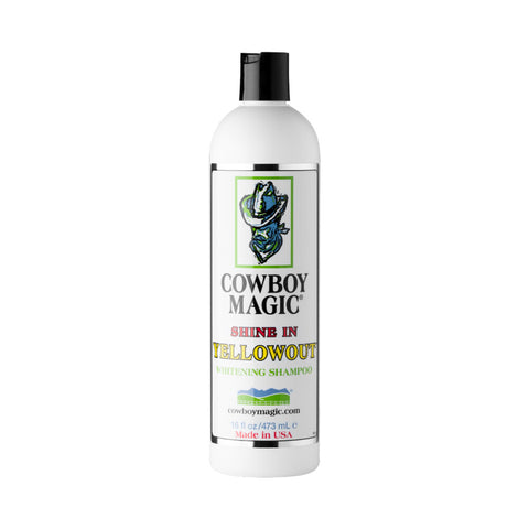 Cowboy Magic yellowout shampoo