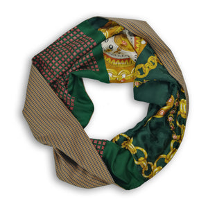 UNICO SCARF02 - BRITISH