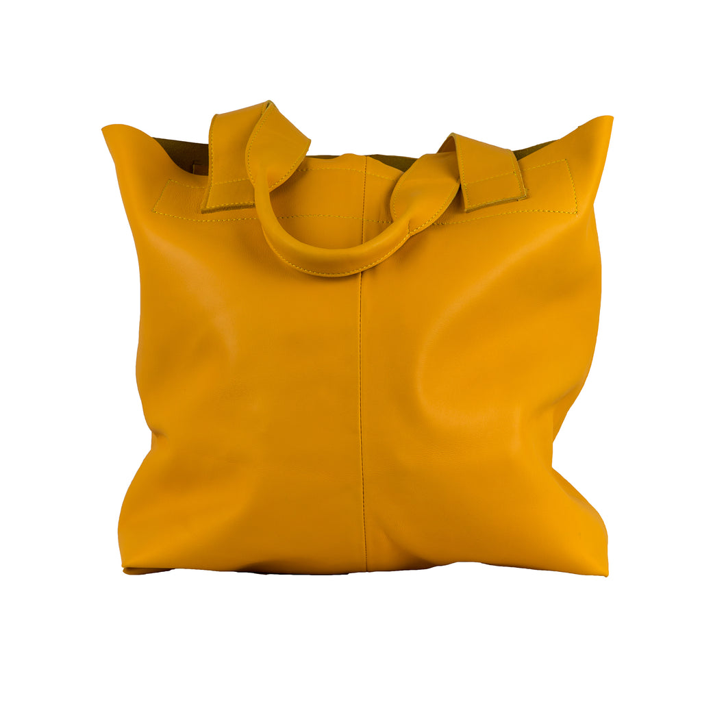 NM BAG02 YELLOW - Shopper Media
