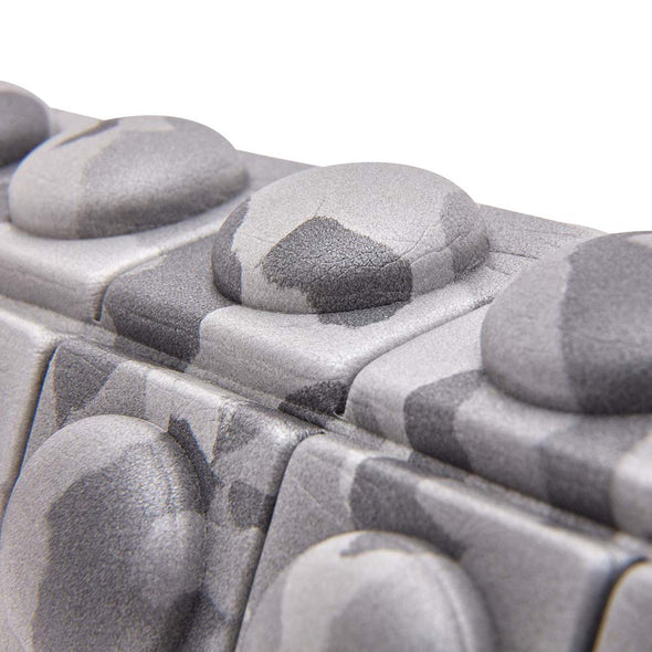 MINI FOAM ROLLER - GREY CAMO - adidas fitness